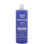 Lottabody Setting Lotion Professional Concentrated Formula 15oz