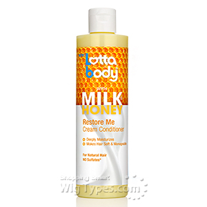 Lottabody Milk & Honey Restore Me