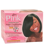 Luster's Pink Conditioning No-Lye Relaxer Kit - Regular