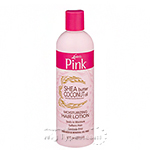 Luster's Pink Shea Butter Coconut Oil Moisturizing Hair Lotion 12oz