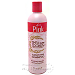 Luster's Pink Shea Butter Coconut Oil Sulfate Free Shampoo 12 oz