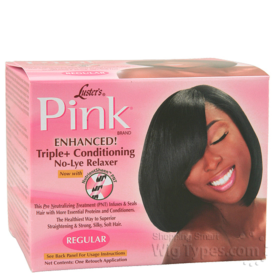 25c6269edb6f7 Lusters Pink Conditioning No-Lye Relaxer Kit - Regular