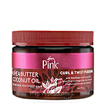 Luster's Pink Shea Butter Coconut Oil Curl & Twist Pudding 11oz