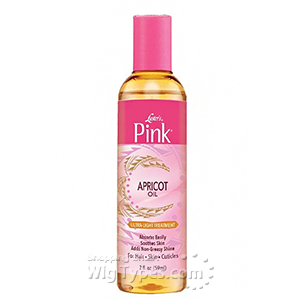 Luster's Pink Apricot Oil 2oz