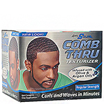Lusters Scurl Comb Thru Texturizer Kit - Regular