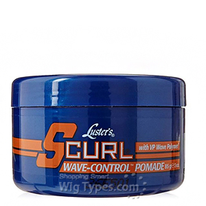 Lusters Scurl Wave Control Pomade 3oz