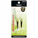 Magic Collection #SKILL09 Dreadlock Interlocking Tool Needle 2pc