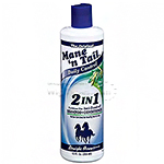 Mane'n Tail 2 in 1 Pyrithione Zinc Anti-Dandruff Shampoo + Conditioner 12oz