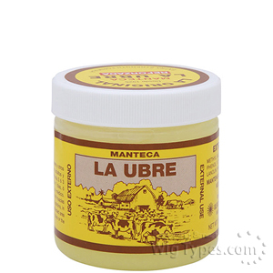 Manteca La Ubre Yellow 3oz