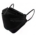 KF94 Face Mask (BLACK) - 1PC