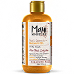 Maui Moisture Curl Quench+ Coconut Oil Curl Milk 8oz