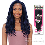 Mayde Beauty Synthetic Briad - ISLAND GODDESS LOCS 16