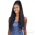 Mayde Beauty Synthetic Drawstring Ponytail - PERUVIAN DOLL