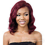Mayde Beauty Lace and Lace 100% Human Hair Lace Front Wig - ARUBA WAVE