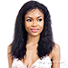 Mayde Beauty Wet & Wavy 100% Human Hair Bleached Knot Frontal Lace Wig - LOOSE DEEP