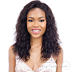 Mayde Beauty 100% Human Hair Wet & Wavy Frontal Lace Wig - LOOSE DEEP