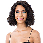 Mayde Beauty Lace & Lace Synthetic Hair Lace Front Wig - FIJI CURL