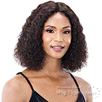 Mayde Beauty Lace and Lace 100% Human Hair Lace Front Wig - SASSY DEEP