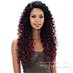 Mayde Beauty Lace and Lace Synthetic Lace Front Wig - ALEX