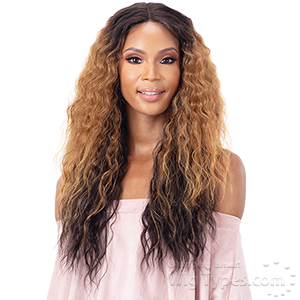 Mayde Beauty Lace and Lace Synthetic Lace Front Wig - ARDELLE