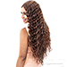 Mayde Beauty Lace and Lace Synthetic 5 inch HD Lace Part Wig - DEEP CRIMP CURL