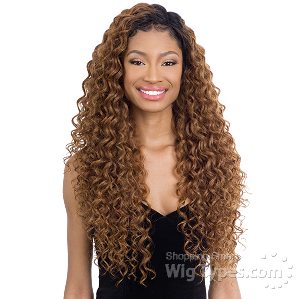 Mayde Beauty Synthetic Hair Axis Lace Front Wig Elsie