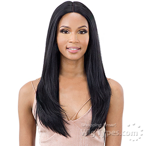 Mayde Beauty Lace and Lace Synthetic Lace Front Wig - NOELLE