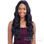 Mayde Beauty Synthetic Hair 13x4 Frontal Lace Wig - WHOLE LACE 002