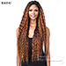 Mayde Beauty Lace and Lace Synthetic Lace Front Wig - KENDALL