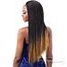 Mayde Beauty Braided Lace Synthetic Lace Front Wig - MINI MICRO TWIST 26