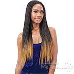 Mayde Beauty Synthetic 4x4 Braided Lace Front Wig - MINI MICRO TWIST 26