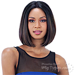 Mayde Beauty Lace and Lace Synthetic Lace Front Wig - TAYLOR
