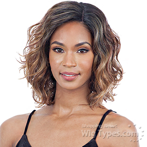 Mayde Beauty Lace and Lace Synthetic Lace Front Wig - POSIE