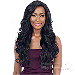 Mayde Beauty Lace and Lace Synthetic Lace Front Wig - STORMY
