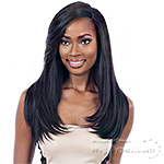 Mayde Beauty Synthetic Invisible Lace Part  Wig - SANDIE