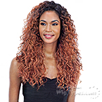 Mayde Beauty Lace and Lace Synthetic Lace Front Wig - DESIRAE