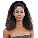 Mayde Beauty Synthetic Half Wig - Drawstring Fullcap - CURL CATION