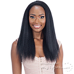 Mayde Beauty Synthetic Half Wig - Drawstring Fullcap - BELLA ROSE