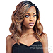 Mayde Beauty Synthetic 6 inch Lace Part  Wig - KAILEY