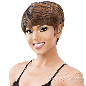 Mayde Beauty Synthetic Wig - LUCY