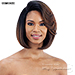 Mayde Beauty Synthetic Invisible 5 inch Lace Part Wig - JAYDE