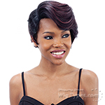 Mayde Beauty Synthetic Invisible 5 inch Lace Part  Wig - AMARA
