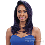Mayde Beauty Synthetic Invisible 5 inch Lace Part  Wig - JENAE
