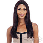 Mayde Beauty 100% Human Hair Axis Lace Part Wig - LAYERED STRAIGHT