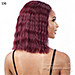 Mayde Beauty 100% Human Hair Invisible Lace Part Wig - NU WAVE