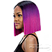 Mayde Beauty Synthetic Invisible 5 inch Lace Part Wig - VIOLET