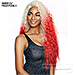 Isis Melanin Queen Human Hair Blend Lace Front Wig - COSMO GIRL 2