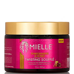 Mielle Pomegranate & Honey Twisting Souffle 12oz