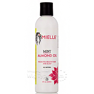 Mielle Mint Almond Oil 8oz