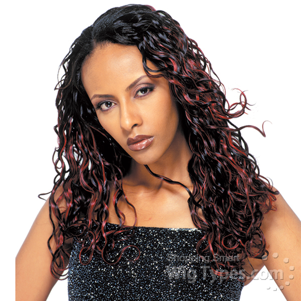 Milky Way 100 Human Hair Weave Spanish Perm Wigtypes